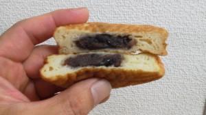 20131025ミニたい焼き小豆あん2