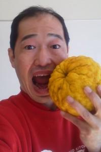 20140116獅子柚子(鬼柚子)